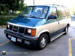 1992 gmc safari