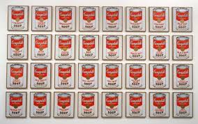 campbell soup can art