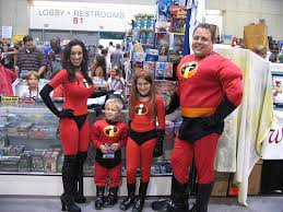 incredibles family