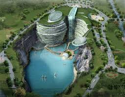 5 star hotel in china