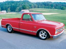 1967 chevy pickup truck
