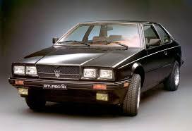 1986 maserati biturbo