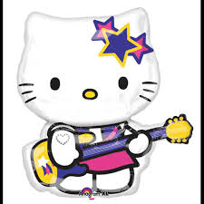 hello kitty rock