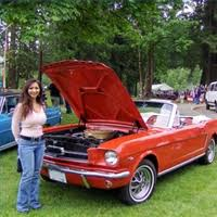 mustang differentials