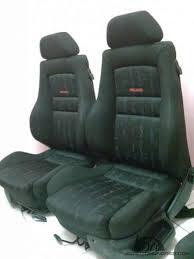 vw golf seats