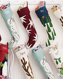unusual christmas stockings