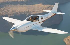 lancair airplane