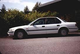 1990 honda accord dx