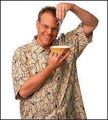 alton brown kitchen