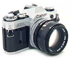 canon ae1 35mm camera
