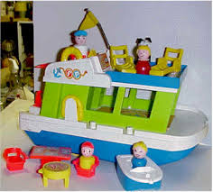 fisher price boats
