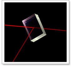 optical beam splitter