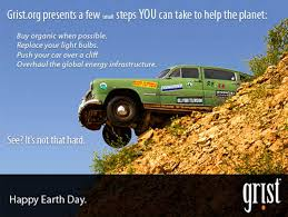 earth day campaign