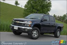 chevrolet colorado 4x4