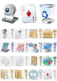 3d vista icons