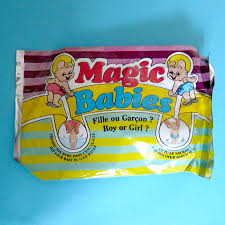 magic diaper babies