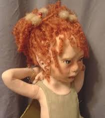 soft sculpture doll