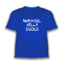 norcal t shirts