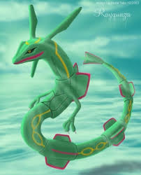 rayquaza images