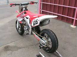 honda crf supermoto
