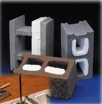 insulation block