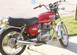 1978 honda hawk 400