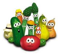 pictures of veggie tales