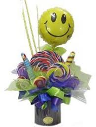 lolly bouquets
