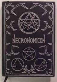 lovecraft necronomicon
