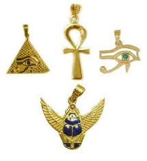 egyptian gold jewelry