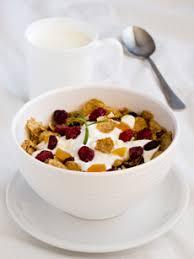 cereal yogurt