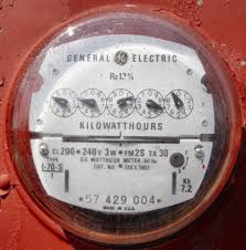home electric meters
