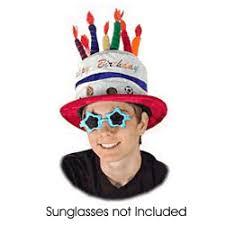 funny birthday hats