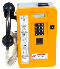 coin box phone