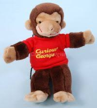 curious george puppets
