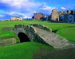 golf courses in scotland