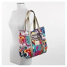 signature hand bags