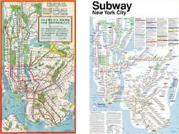 ny subway maps