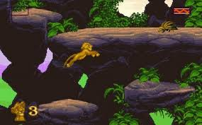 lion king the game