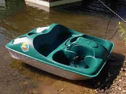 paddling boats