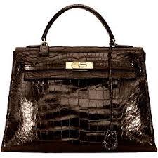 crocodile kelly bag