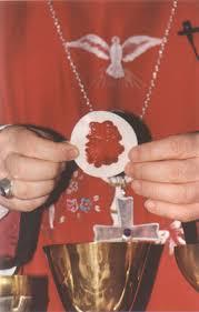 eucharist miracle