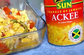 ackee fruit