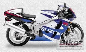 2000 suzuki gsx r 600