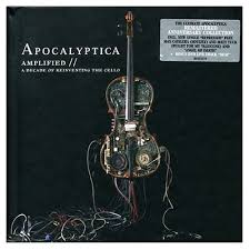 Apocalyptica - Amplified: A Decade Of Reinventing The Cello