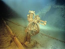national geographic titanic