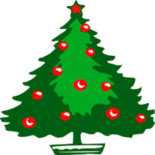 free clipart christmas tree