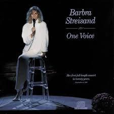 barbara streisand one voice