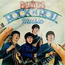 beatles rock and roll music