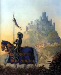 medieval knights and castles